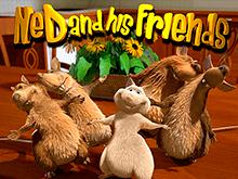 Ned And His Friends виртуальный игровой слот с выводом денег