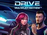 Виртуальный игровой аппарат Drive: Multiplier Mayhem