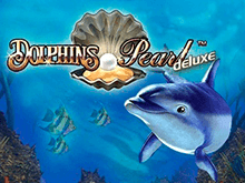 Автомат Dolphin's Pearl Deluxe с бонусами