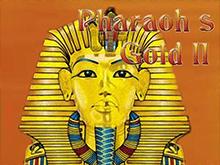 Автомат Pharaohs Gold 2 с бонусом