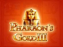 Автомат Pharaohs Gold III с бонусом