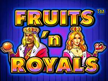 Автомат Fruits and Royals с бонусами