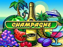 Автоматы на деньги онлайн Champagne