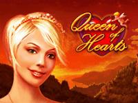 Игровые автоматы на деньги Queen Of Hearts