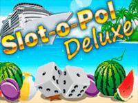 Играйте с бонусом Slot-O-Pol Deluxe