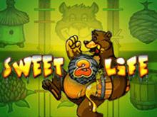 Онлайн автоматы на деньги Sweet Life 2