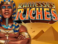 Играть онлайн на деньги в автомат Богатство Рамсеса