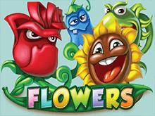 Бонусные возможности слот-машины Flowers